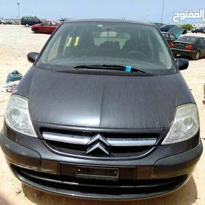 New Citroen C8 in Tripoli