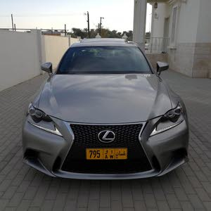 Used condition Lexus IS 2016 with 0 km mileage