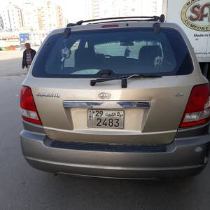 2003 Used Sorento with Automatic transmission is available for sale