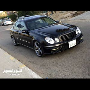 مرسيدس E350 موديل 2006