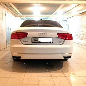 km mileage Audi A8 for sale
