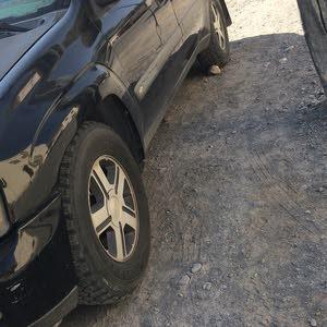 Chevrolet TrailBlazer 2004 For sale - Black color