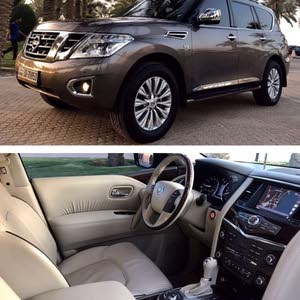 Gasoline Fuel/Power   Nissan Patrol 2015