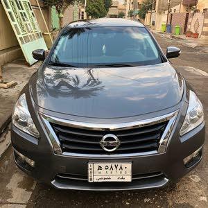 Nissan Altima 2015 For sale - Grey color