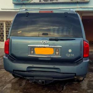 Infiniti QX56 car is available for sale, the car is in Used condition