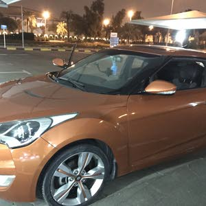 Gold Hyundai Veloster 2015 for sale