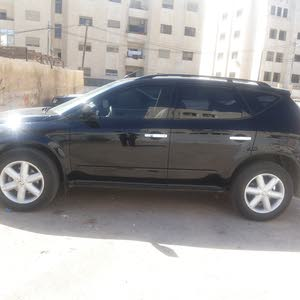 Nissan Murano 2006 For sale - Black color