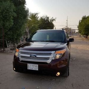 Ford Explor 2012