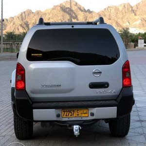 Nissan Xterra 2011 For sale - Silver color