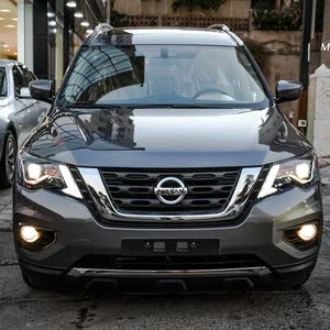 Available for sale! 0 km mileage Nissan Pathfinder 2018