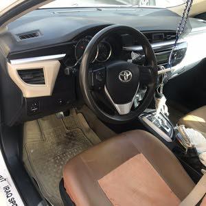 Toyota Corolla car for sale 2014 in Najaf city