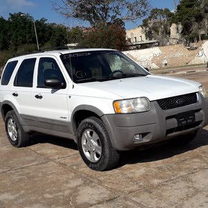 Automatic Ford 2002 for sale - Used - Tripoli city