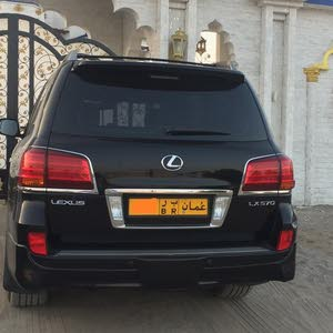 Used condition Lexus LX 2010 with 160,000 - 169,999 km mileage