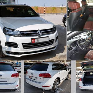 Volkswagen Touareg 2015 for sale in Abu Dhabi