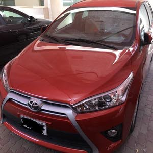 Used condition Toyota Yaris 2015 with 10,000 - 19,999 km mileage