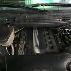 للبيع x5 نظيفه استعمال خفيف جدا موديل 2006