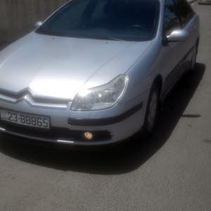 Citroen C5 2007 For sale - Grey color
