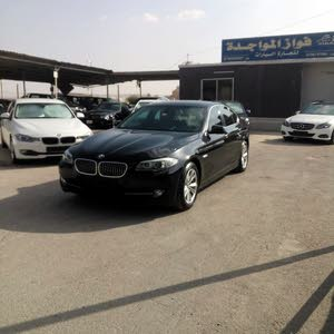 2013 BMW 520 for sale in Amman