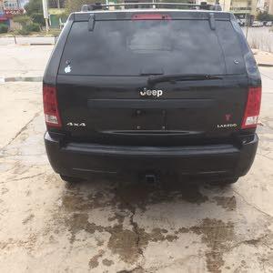 Jeep Cherokee in Benghazi