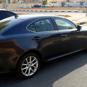 Lexus IS 2011 for sale in Fujairah