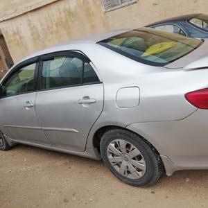 2009 Used Corolla with Manual transmission is available for sale