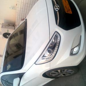 Automatic Hyundai 2017 for sale - Used - Muscat city