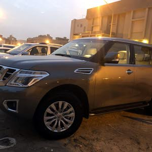 Available for sale!  km mileage Nissan Patrol 2017