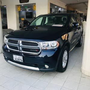 For sale 2013 Black Durango