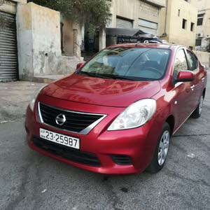 Used condition Nissan Sunny 2014 with 0 km mileage