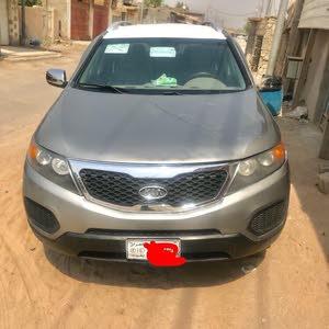 For sale Kia Sorento car in Basra