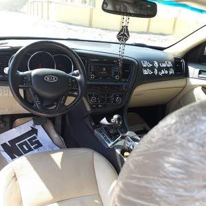 Kia Optima 2012 For sale - Silver color