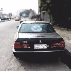 BMW 1990 سياره حلوه وجاهزه