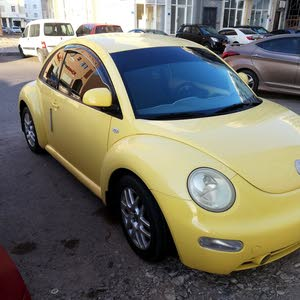 Used condition Volkswagen Beetle 2003 with +200,000 km mileage