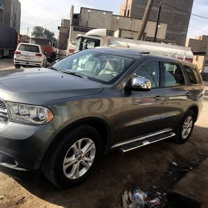 Dodge Durango car is available for sale, the car is in New condition