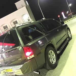 km mileage Nissan Armada for sale
