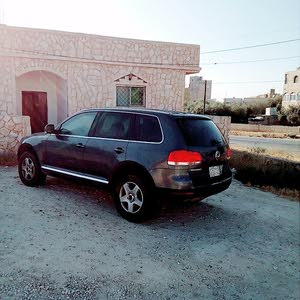 Available for sale! 0 km mileage Volkswagen Touareg 2004