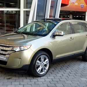 Ford Edge car is available for sale, the car is in Used condition