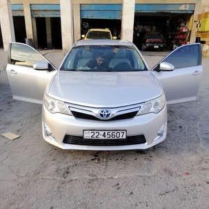 Hybrid Fuel/Power   Toyota Camry 2012