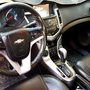 Yellow Chevrolet Cruze 2013 for sale
