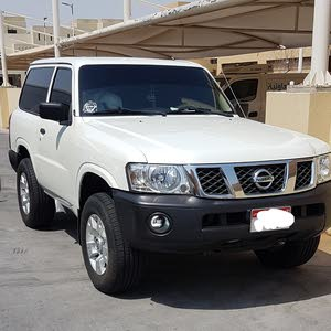 Used Nissan Patrol for sale in Abu Dhabi