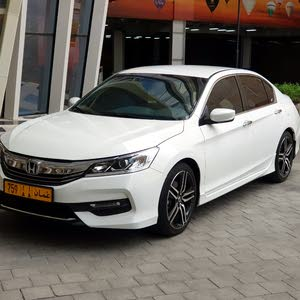 For sale 2016 White Accord