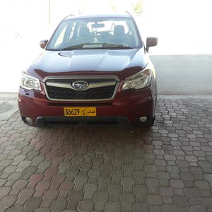 Subaru Forester car for sale 2013 in Muscat city