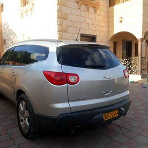 Chevrolet Traverse car for sale 2009 in Ibri city