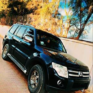 Mitsubishi Pajero 2009 For sale - Black color