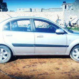 كيا ريو 2007 للبيع بحالة ممتازة