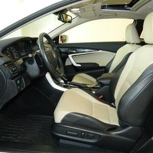 Honda Accord 2 door هوندا كوبي نظيفة جدا ماشية 60 الف 4 سلندر
