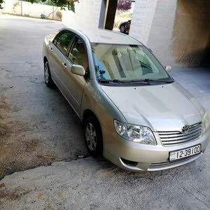 2005 Corolla for sale
