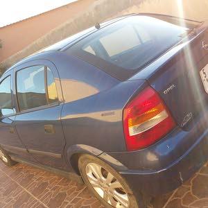 Gasoline Fuel/Power   Opel Astra 2009