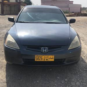 For sale 2004 Blue Accord