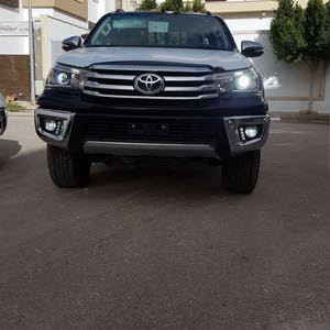 2017 New Hilux with Automatic transmission is available for sale